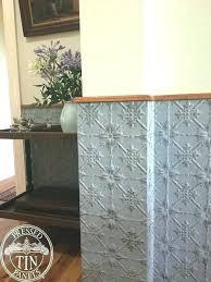 s corrugated tin wall decor walls