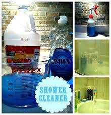 dawn vinegar shower cleaner homemade bathroom cleaner vinegar dawn dawn and vinegar shower cleaner random white