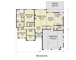 Check spelling or type a new query. 10 Small House Plans With Open Floor Plans Blog Homeplans Com