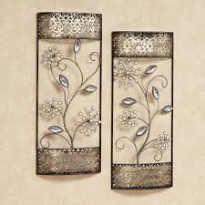 44 best metal wall art images on wrought iron iron and intended for attractive property metal wall decor set prepare