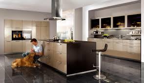 Moderne Einbauküche Norina 7757 Sandbeige Hochglanz Küchen Quelle