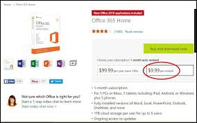 microsoft office 365 home. improve your payment way of microsoft office 365 for home n