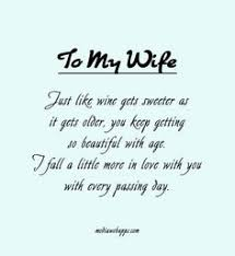 I Love My Wife Quotes Classy 48 HEART TOUCHING LOVE QUOTES FOR WIFE Joey My Love Pinterest