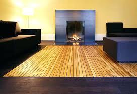 bamboo area rug 8 10 over carpet openinnovationsummit