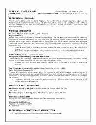 Nursing Assistant Resume New Nursing Assistant Resume Objective Best Cna Resume Examples Resume