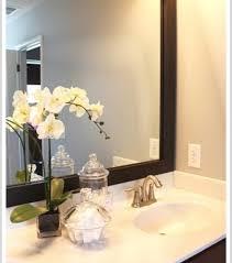 framed bathroom mirror. framed bathroom mirror new mirrors i