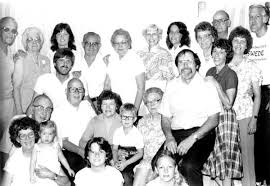 Quanstrom Reunion in June 1982