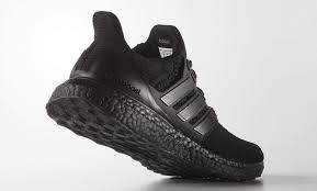 adidas ultra boost black. the adidas ultra boost triple black debuts next week t