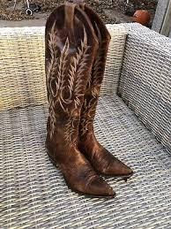 Old Gringo Cowboy Boots Klak Black Sugar Skull Moto Biker