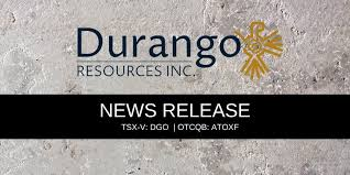 "Twila Jensen on Twitter: ""Durango (@DGOv_Durango) (#TSXV: $DGO 