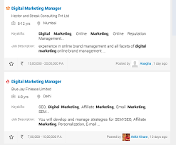 What Is The Salary Of A Sales And Marketing Manager In A Digital ...