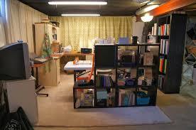 unfinished basement bedroom. Unique Bedroom Unfinished Basement Bedroom Decor And