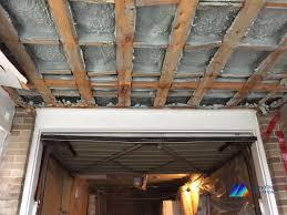 garage ceiling insulation. Fine Insulation Scarborough Garage Ceiling Insulation Inside N