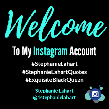 Stephanie Lahart Exquisite Black Queen Stephanie Lahart
