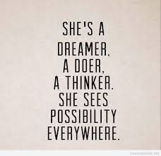 Dreamer Quotes Awesome She Is Dreamer Quotes