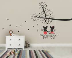removable wall art stickers