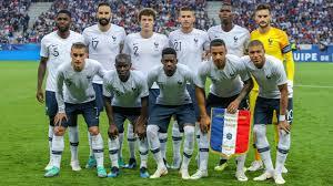Koop nu frankrijk in de geomix voetbal shop. Frankrijk Nationale Elftal