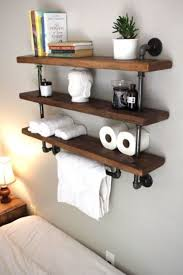 Creative diy pipe shelves design ideas Storage Creative Diy Pipe Shelves Design Ideas 25 Pinterest Creative Diy Pipe Shelves Design Ideas 25 The House That Jack