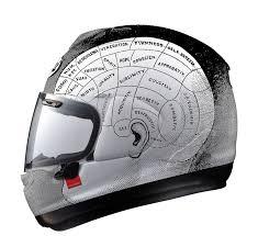 top 10 badass custom motorcycle helmets