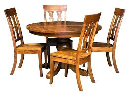 rustic round kitchen table unique round dining tables rustic wood dining table cool round dining table