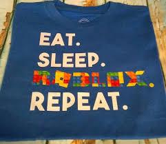 Roblox Custom Clothes Unisex Roblox Shirt Eat Sleep Roblox Unisex Custom Shirt Roblox Birthday Party
