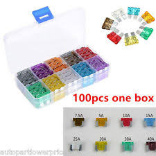 vw lupo fuses fuse boxes 100pcs assorted car micro low profile blade fuse box 5 7 5 10 15