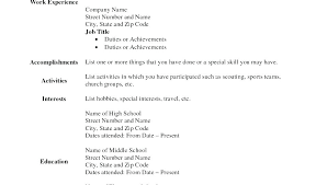 My Free Resume Best Make My Resume Free Make My Resume For Me For Free With Building My