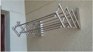 wall mounted cloth dryer at rs 1350