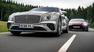 Aston Martin DBS Superleggera vs. Bentley Continental GT: Which Grand  Touring Car is Better?