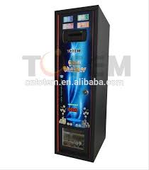 New Vending Machines Delectable Complete New Vending Machine With Coin Change Dispenser Buy Cash