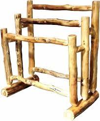 ladder hanger quilt display rack quilt stands wood quilt display rack wall mount wood ladder hangers