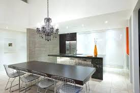 black crystal chandelier kitchen instrial with chair cabinets image by industrial home improvement wilson actor cabi