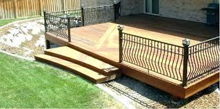 composite deck ideas. Trex Decking Ideas Fire Pit Custom Wood Deck Railings Pool Composite