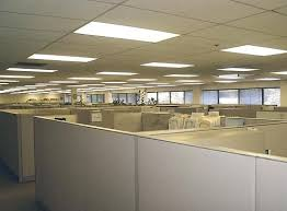 office lighting options. Cubicle Lighting Options Office N