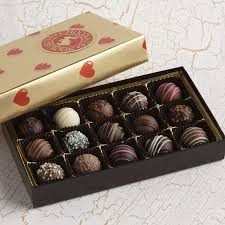 valentine s day truffles box