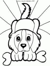 323 Beste Afbeeldingen Van Kleurplaten Honden In 2015