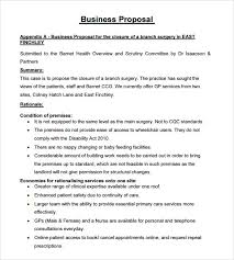 example of a business plan business proposal how to write a business proposal with pictures