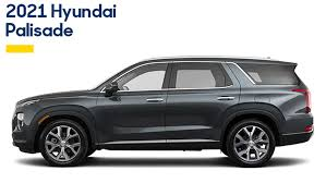 The new exclusive and lower prestige models come with more standard equipment than the previous year's palisades. 2021 Hyundai Palisade Reviews Photos And More Carmax