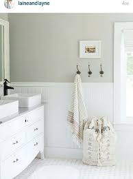 Light Gray Paint Sherwin Williams Bathroom Color Wall Paint Color Is Light  French Gray From And