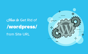 How to Get Rid of /wordpress/ From your WordPress Site URL