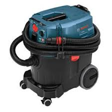 <b>Bosch</b> 9 Gallon Corded Wet/Dry Dust Extractor Vacuum with Auto ...