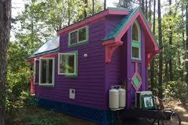 tiny house listings. Modren Tiny The Famous Purple Ravenlore Tiny House In Savannah GA Photo Via Tiny  House Listings Intended H