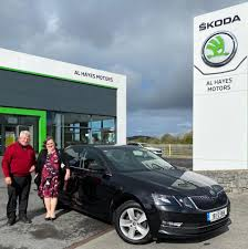 Congratulations to Michael and Theresa... - Al Hayes Motors Skoda | Facebook