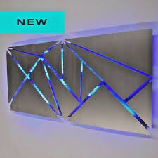 malerei modern large geometric abstract