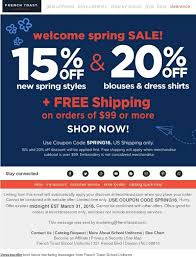 French Toast Welcome Spring Fresh Deals Milled