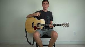 Rescue Story Zach Williams Guitar Tutorial