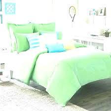 emerald green linen quilt cover light bedding duvet set bed pillowcase luxury king size qu