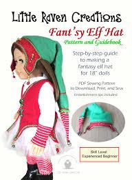 Elf Hat Pattern New Fant'sy Elf Hat Is Here Little Raven Creations