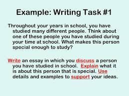 cahsee essay practice ppt 9 example