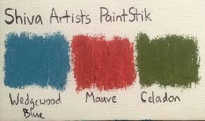 Oil Sticks Shiva Artists Paintstiks Review Artdragon86